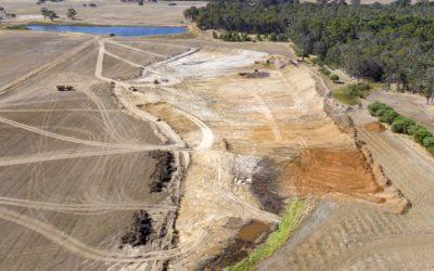 Construction update: dam building