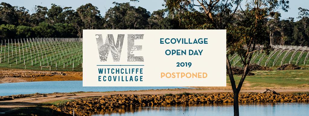 Ecovillage Open Day 2019 postponed 1