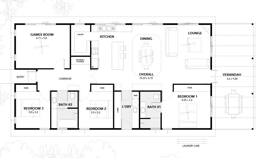 The Shervington - Family - Ecovillage 2