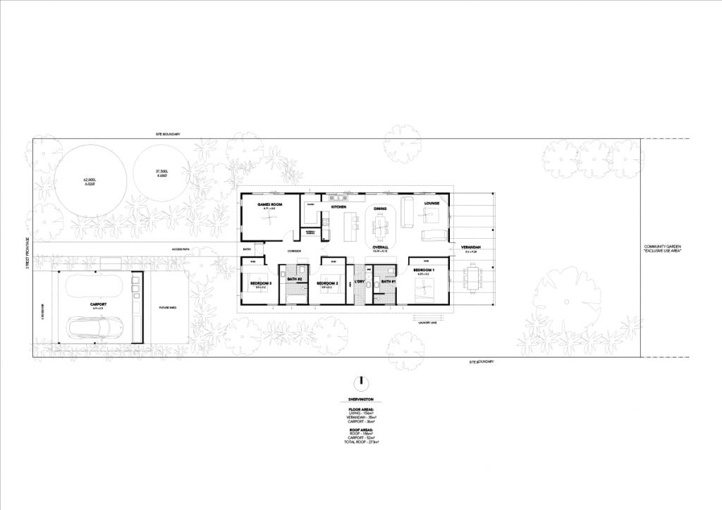 The Shervington - Family - Ecovillage 3