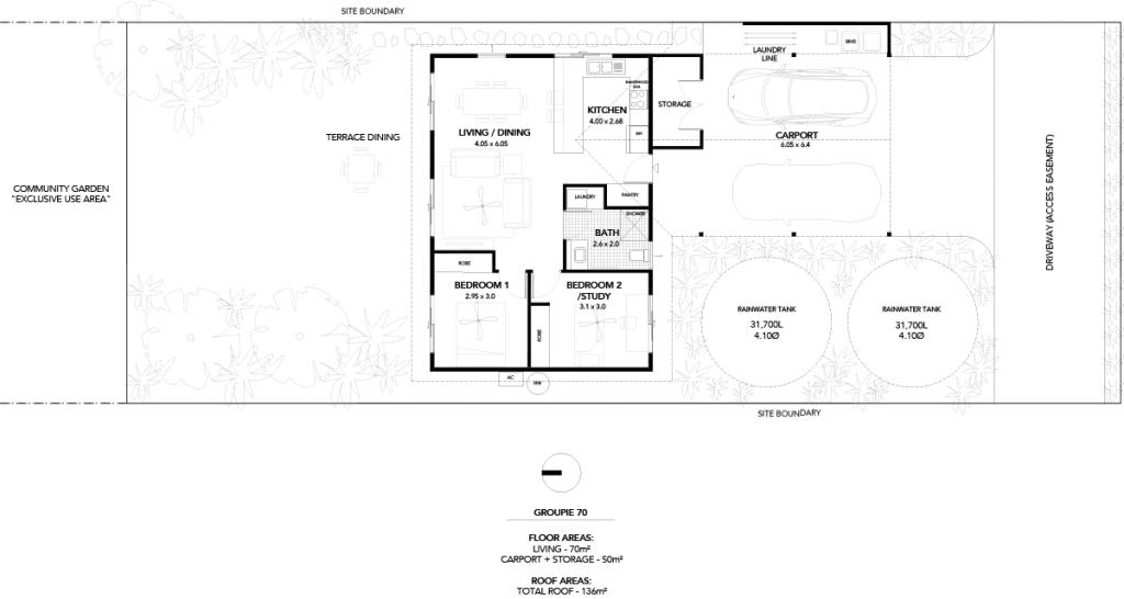 The Pioneer - Groupie 70 - Ecovillage 2