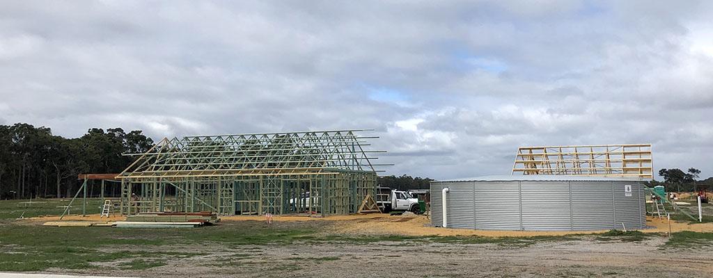 Building Update - April 2021 2