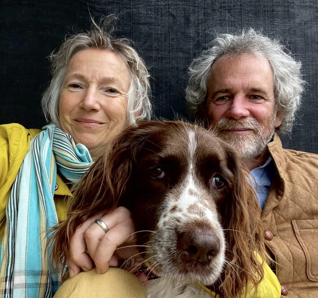 True Ecovillage pioneers: Michael and Britta Sorensen 1