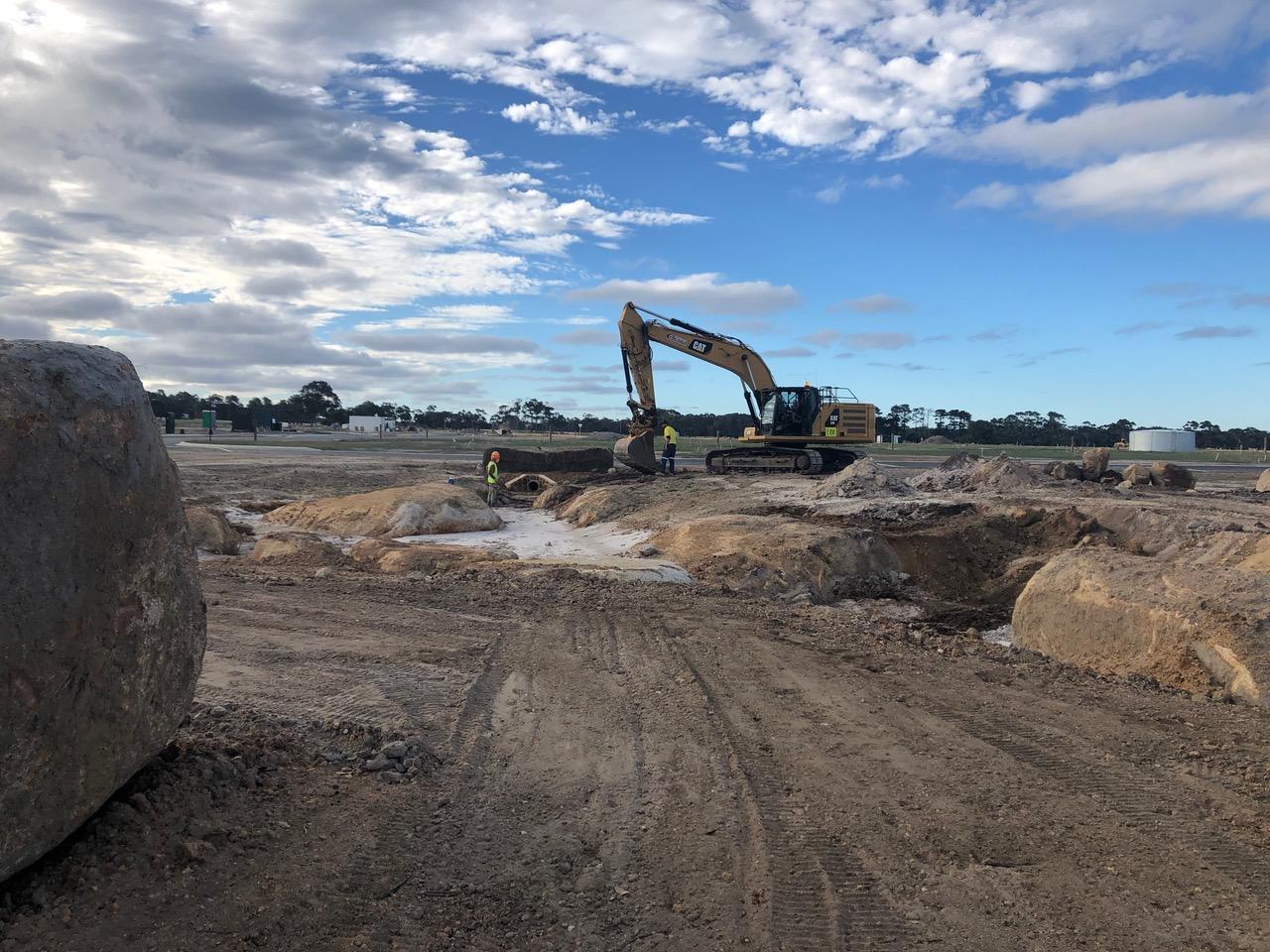 Civil Construction Update - April 2021 7