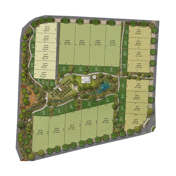 Ecovillage Plans 1
